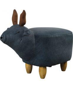 可愛動物椅換鞋凳-鹿鹿