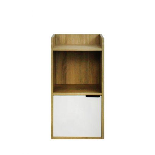 2層木製書櫃儲物櫃