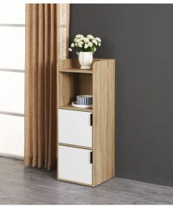 3層木製書櫃儲物櫃