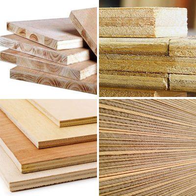傢俱常用的木板-3-夾板篇
