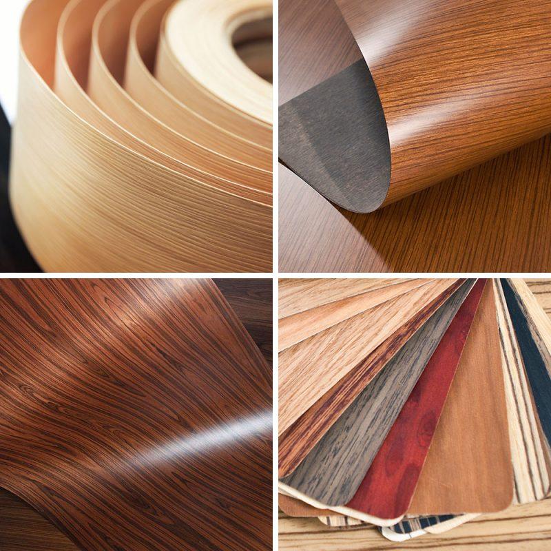 傢具常用的飾面 (4) - 木皮篇